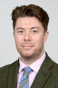 Councillor Louis Alex Brailsford